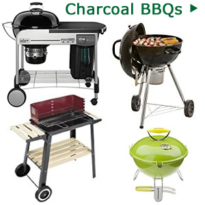 Charcoal BBQs & Grills