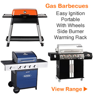 Gas BBQ Burners & Grills