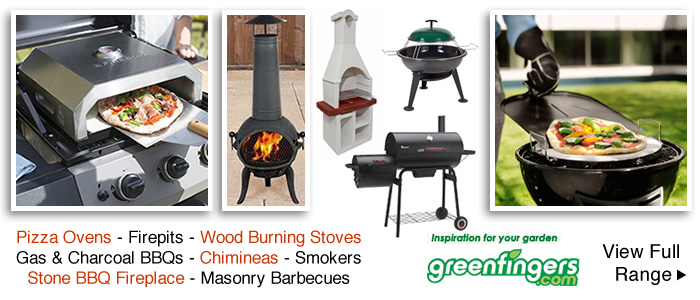 Firebox Pizza Oven Wood Burning Stove Smoker