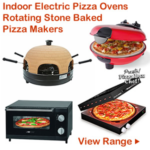 Indoor Pizza Ovens & Grills
