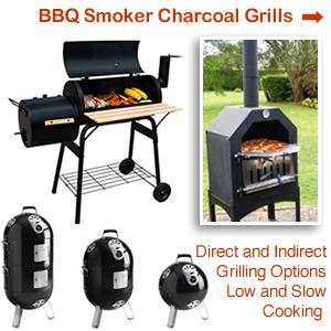 Smoker BBQ Ovens