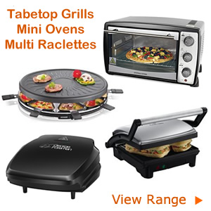 Table Top Mini Ovens & Grills