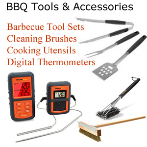 BBQ Tools  and Cooking Utensils