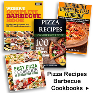Pizza Recipe Books