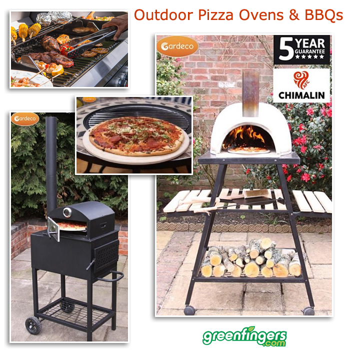 Outdoor Pizza Ovens & BBQs