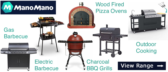Outdoor Pizza Ovens and BBQs