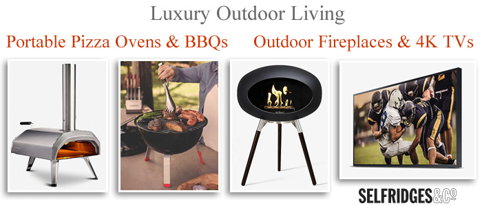 Outdoor Portable Pizza Ovens BBQs Fireplaces & Outdoor TVs