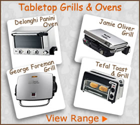 Tabletop Grills & Ovens