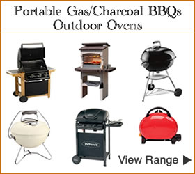 Portable bbqs & Outdoor Ovens